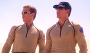 Starfleet desert attire, 2151