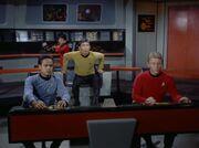 Sulu als Komandant