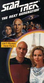 TNG 024 US VHS