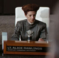 Alice Rawlings