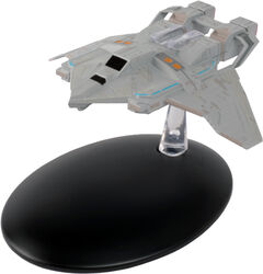 Eaglemoss 68 Federation Attack Fighter