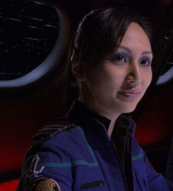 "Hoshi Sato (<a href=""/wiki/2155"" title=""2155"">2155</a>)"