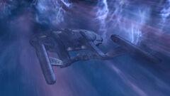 NX01 in neutronic storm