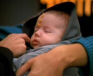 Naomi wildman, infant