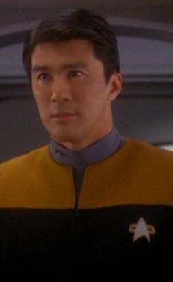 ...as Lieutenant Reese