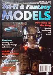 Sci-Fi & Fantasy models cover 24