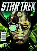 Star Trek Magazine US issue 52 PX cover