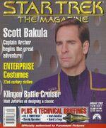 Star Trek The Magazine volume 2 issue 9 cover