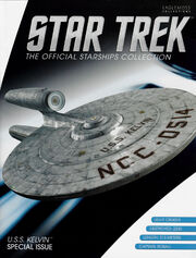 Star Trek The Official Starships Collection Issue SP5