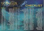 Star Trek Voyager Profiles Trading Card 90