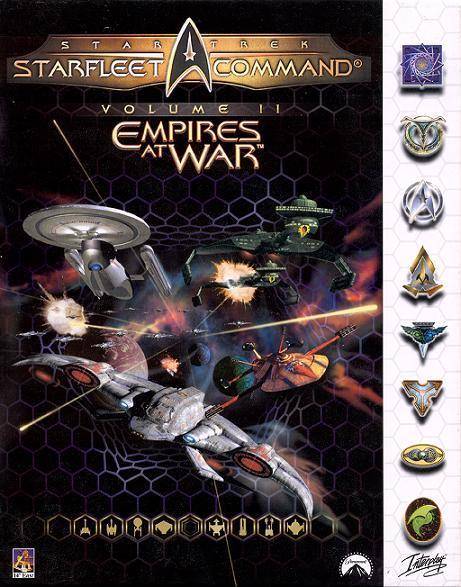 Star Trek Starfleet Command Ii Empires At War Memory Alpha