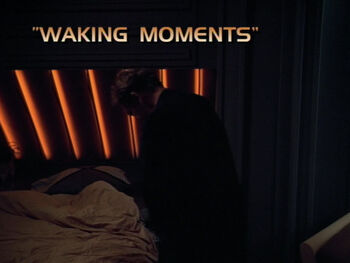 Waking Moments title card