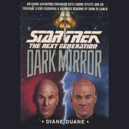 Dark Mirror audiobook cover, digital edition