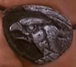 Falcon's eyepatch