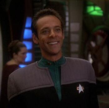 ジュリアン・ベシア大尉(2375年)