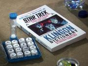 Klingonisches Boggle und Klingon Directory