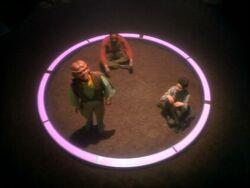 Quark Sisko and Eris