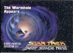 Star Trek Deep Space Nine - Series Premiere Card 21
