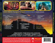Star Trek III expanded soundtrack back cover