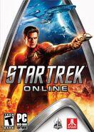 Star Trek Online cover