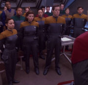 Starfleet cadet uniform, 2370s