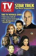 TV Guide cover, 1994-05-14