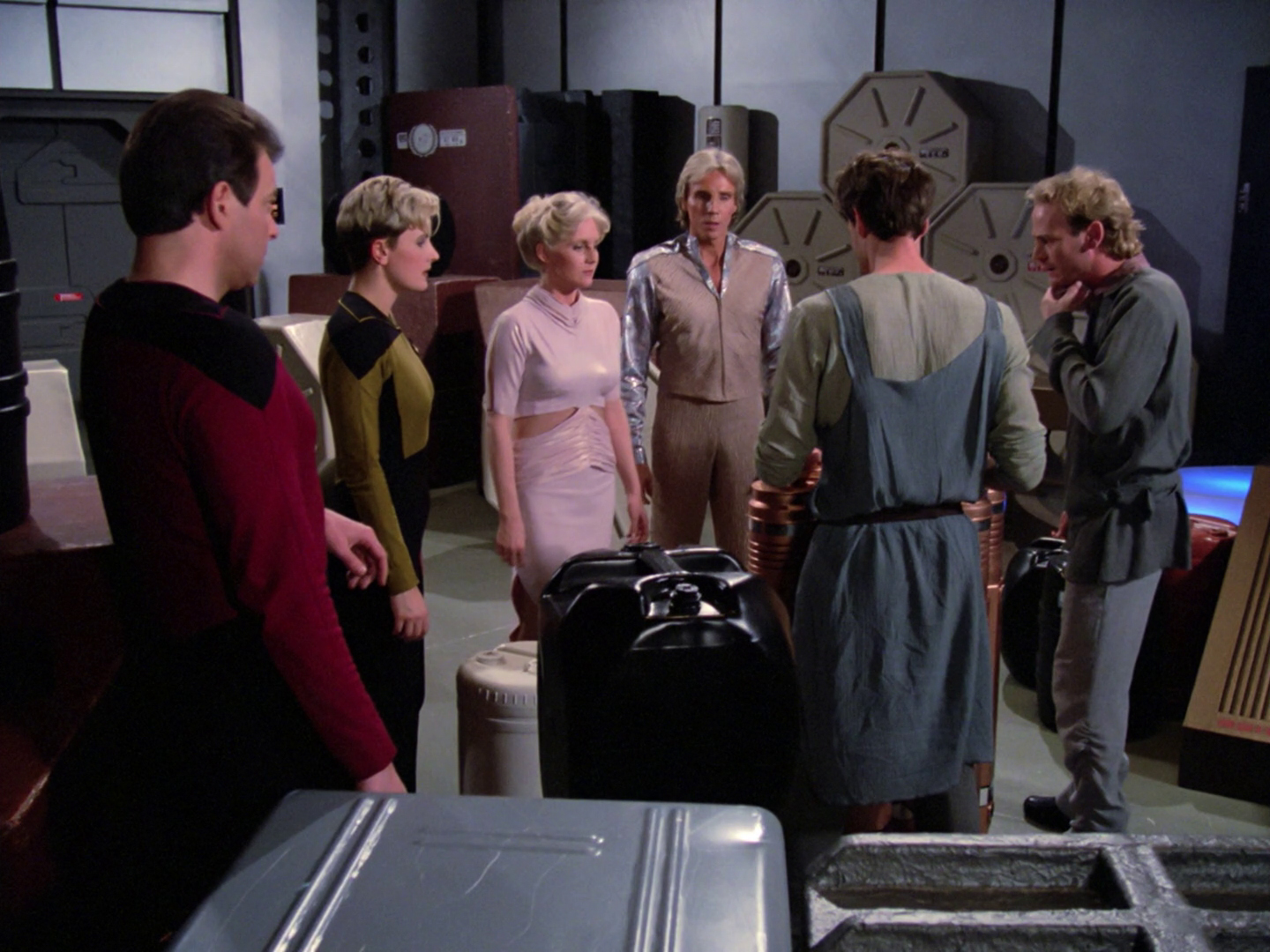 Image result for tng symbiosis