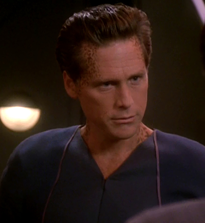 Joran Belar, as he appeared to Ezri Dax in 2375