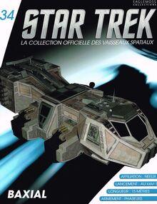 La collection officielle des vaisseaux spatiaux SSS-FR-076-M