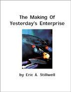Making of Yesterdays Enterprise Lincoln cover