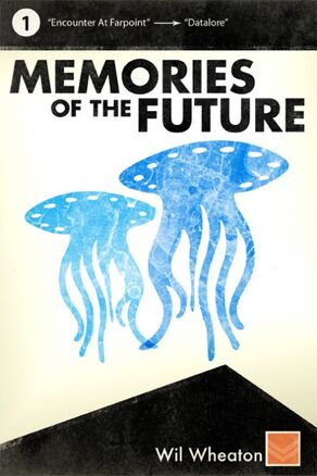 Memories of the Future, Volume 1 cover.jpg