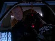 O'Brien arbeitet am Optronikintegrator