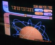 Orbital sensor net