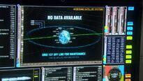 Satellite grid monitor