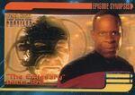 Star Trek Deep Space Nine - Profiles Card 3