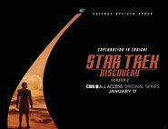 Star Trek Discovery Season 2 Spock banner