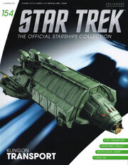 Star Trek Official Starships Collection issue 154