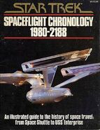 Star Trek Spaceflight Chronology (UK)