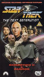 TNG vol 51 UK VHS cover