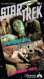 TOS Television Classics Vol 1 VHS