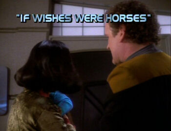 If Wishes Were Horses title card