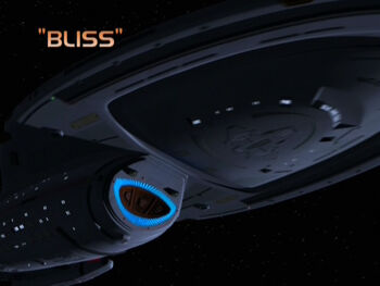 Bliss title card