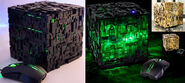 CherryTree Borg Micro Cube editions