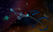 Ephraim, the Enterprise, and the planet killer