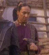 Native american guard 1