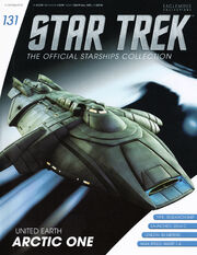Star Trek Official Starships Collection issue 131
