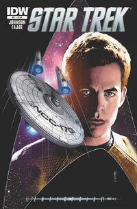 Star Trek Ongoing, issue 31