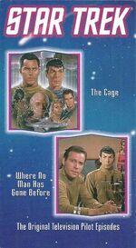 TOS Pilots US VHS