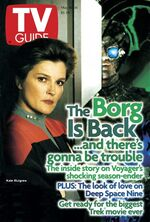 TV Guide cover, 1997-05-10