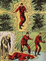 The peril of planet quick change (Gold Key Comics) 9